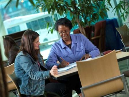 Faculty and Student Advising Picture